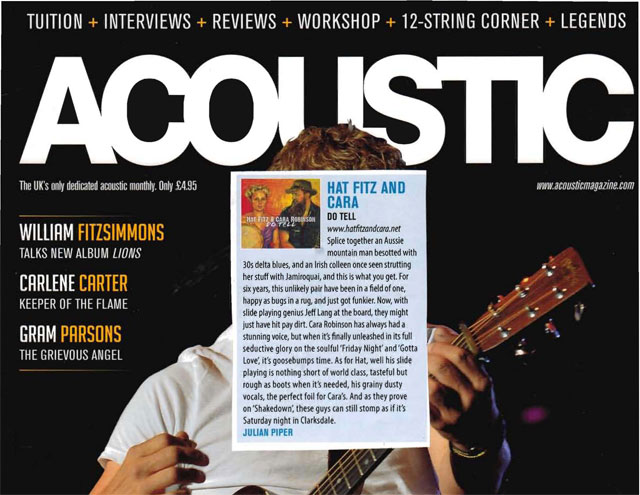 AcousticMag