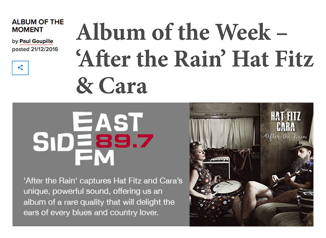 Album of the Week After the Rain
